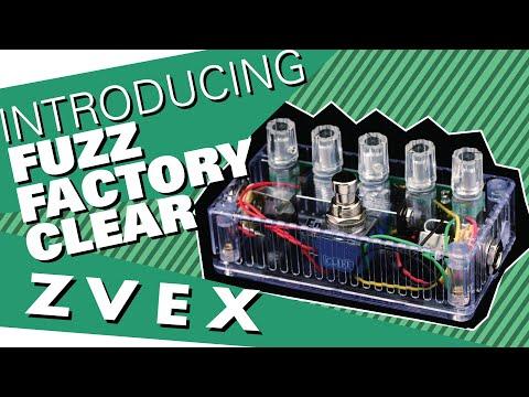 Fuzz Factory Clear Announcement