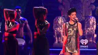 Rihanna - Where Have You Been Live iHeartRadio Music Festival September 21, 2012.