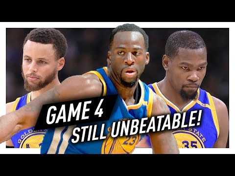 Thumbnail: Stephen Curry, Kevin Durant & Draymond Green WCF Game 4 Highlights vs Spurs 2017 Playoffs - FINALS!