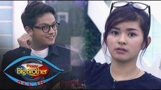 PBB: Daniel Padilla surprises Loisa with flowers in PBB