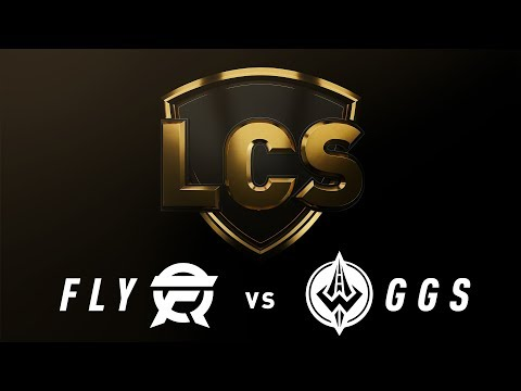 FLY vs. GGS - Week 9 Day 2 | LCS Spring Split Tiebreaker | Flyquest vs. Golden Guardians (2019)