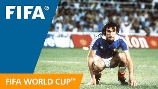 World Cup Highlights: Germany FR - France, Spain 1982(If their match at Euro 2016 is anything like this - one of the most legendary matches in finals history - the Germans and French will entertain us all. More details ..., 2014-07-01T20:10:11.000Z)