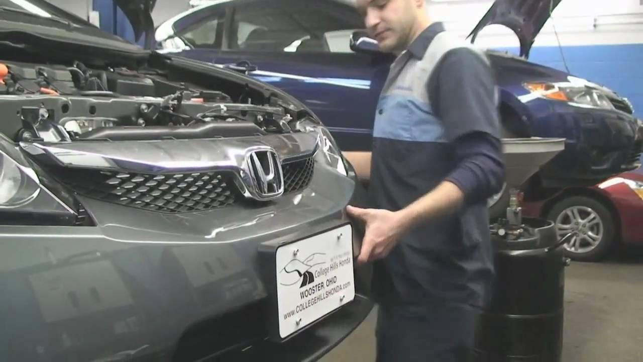 Episode 145 Mmc Honda Civic Sedan Fog Light Installation Youtube 2011 Wiring Harness Diagram