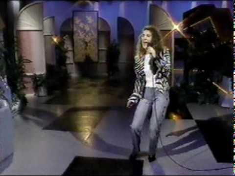Celine Dion (If there Was) Any Other Way - De Bonne Humeur  (1991)