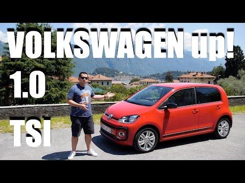 Volkswagen up! 1.0 TSI (PL) - test i jazda próbna