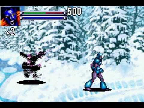X-Men: Reign of Apocalypse - (GBA) - {Noturno} - 1 Crédito/Até o Final