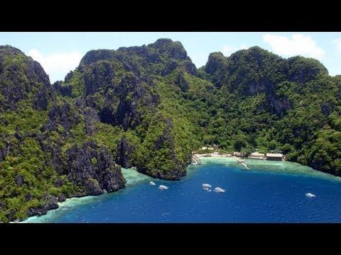 VLOG Day #35 - To El Nido - Miniloc Island