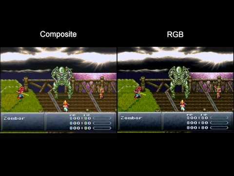 Guía de compra cables RGB para consolas retro