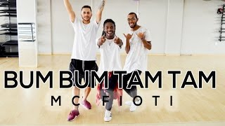 Baixar MC Fioti - Bum Bum Tam Tam - Coreografia | Sintunnerzando