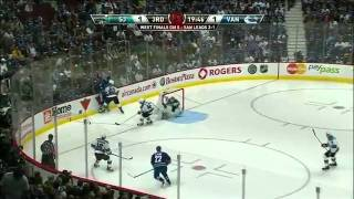 Vancouver Canucks vs San Jose Sharks Game 5 Highlights 5/24/11