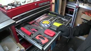 Shop On Wheels: Toolbox Tour