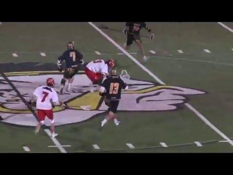 Ethan Denenberg - Defense/LSM - #28 - Class of 2018 - The Benjamin School Varsity Lacrosse