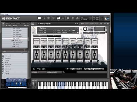 Big Fish Audio Spark Cinematic Soundscape Library Review