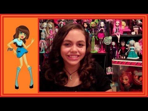 Monster High Toralei Doll Review By WookieWarrior23