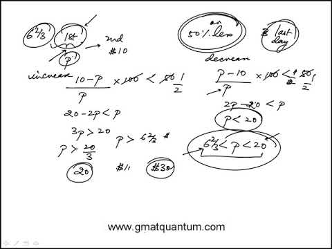 Q168 Problem Solving 2018 GMAT Quantitative Review