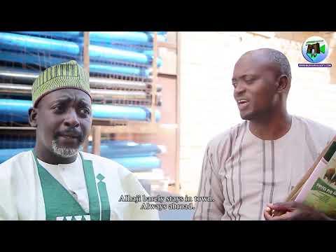 Download BAZAN YAFEBA 1&2 Latest Hausa movies - Hausa films 2021 - Muryar Hausa Tv