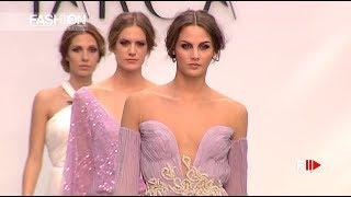 AMARCA Arrecife de Coral Highlights Spring Summer 2018 Madrid Bridal Week   Fashion Channel