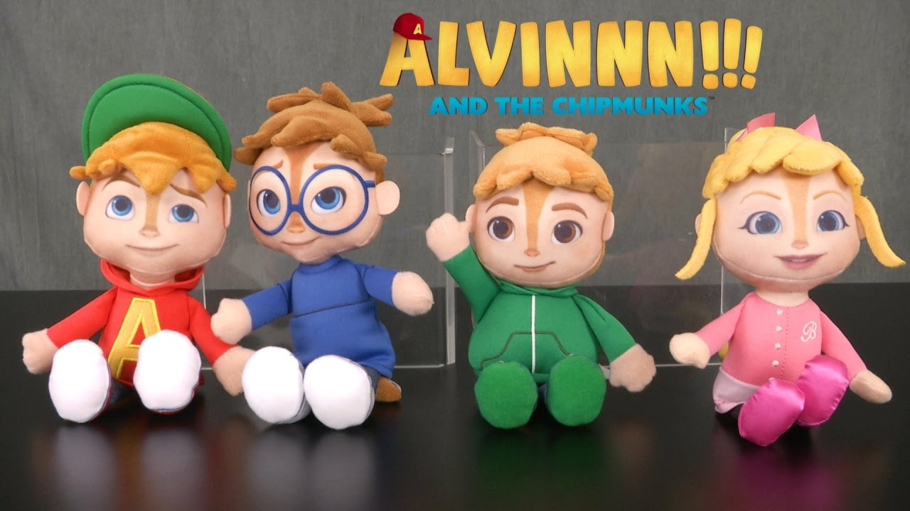 Fisher-Price Fisher-Price Alvin and the Chipmunks The Chipettes Talking Brittany