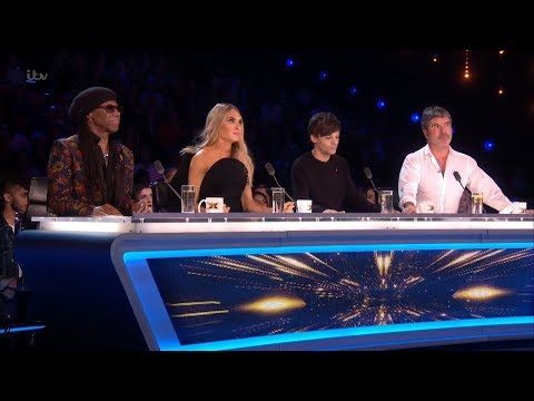 The X Factor UK 2018 Results Live Shows Round 4 Winner of the Sing-Off Full Clip S15E22