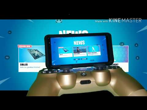 How To Play FORTNITE W/ Any Gamepad On Galaxy