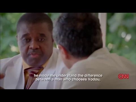 Vodou In Haiti..  Reza Aslan 2017  In Haiti On CNN