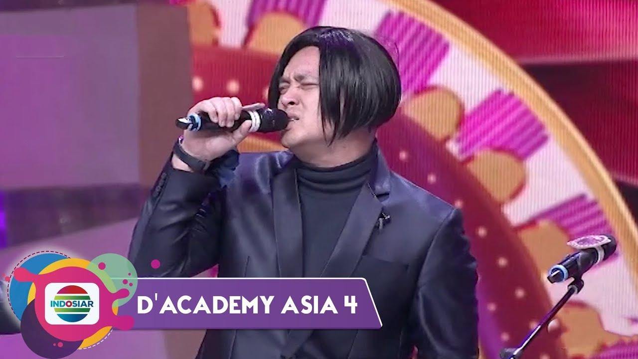 HAHAHA! Gilang Dirga Bikin Ngakak Panggung DA Asia 4 - YouTube