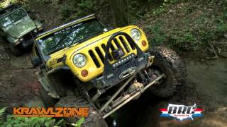 KZ Daily Crawl // Straight Up the Waterfall at Hatfield & McCoy