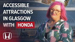 Top accessible attractions to visit in Glasgow in a Honda Jazz