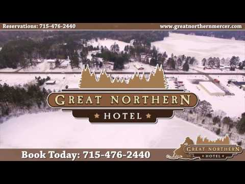 Great Northern Hotel  - Snowmobile Invasion