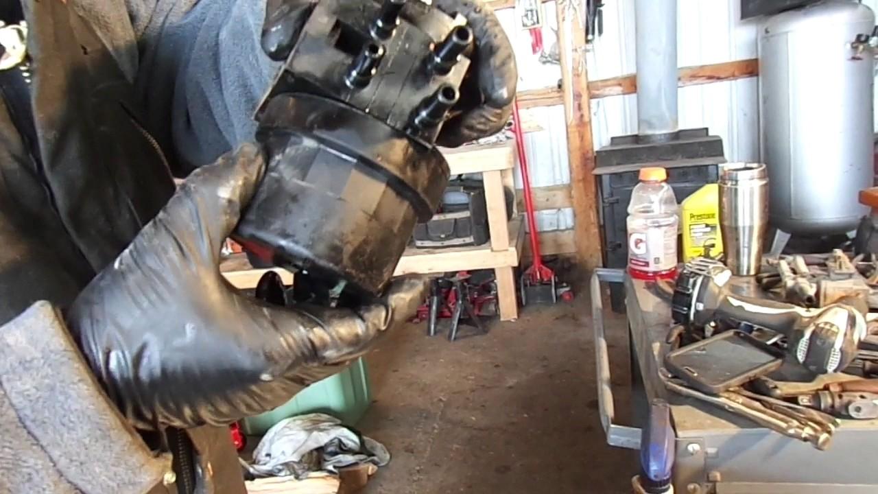 1987 F150 Dual Fuel Tank Selector Repair  YouTube