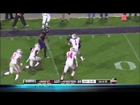 Trevor Siemian & Kain Colter vs. Ohio State (2013)