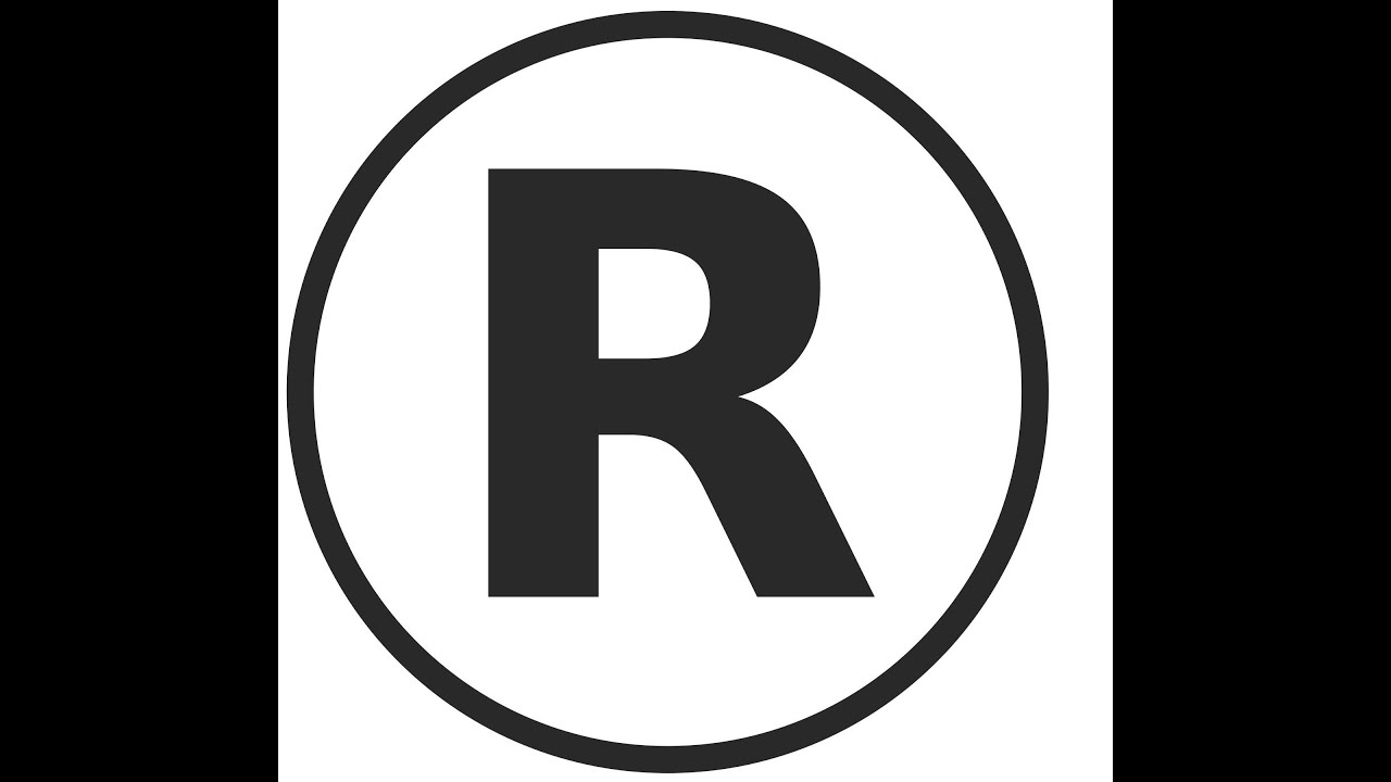 Marvelous  ماذا يعني الحرف (R) #شركات   YouTube