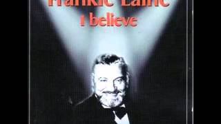 FRANKIE LAINE   SEND IN THE CLOWNS