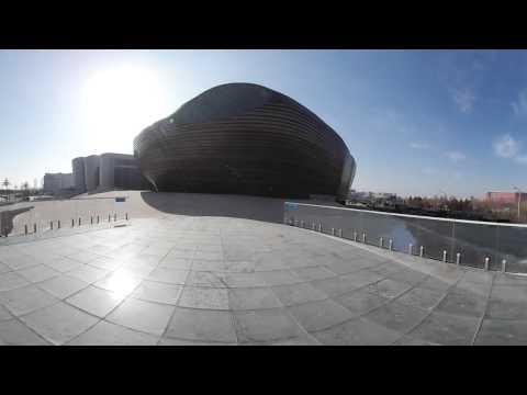 Handelsblatt 360 Grad: Geisterstadt Ordos – China-Korrespondent Stephan Scheuer berichtet