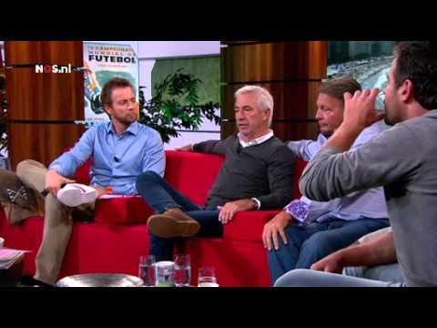 Discussie Adriaanse en Van Marwijk | WK Voetbal 2014
