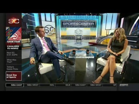 Linda Cohn and Sara Walsh | ESPN