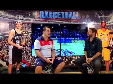 Livebasket 2015 Nota Silvio Santander