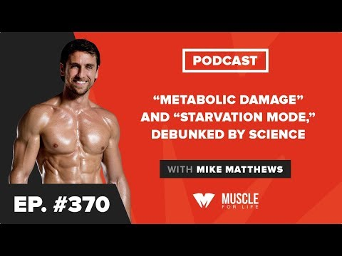 """""""Metabolic Damage"""" and """"Starvation Mode,"""" Debunked by Science"""