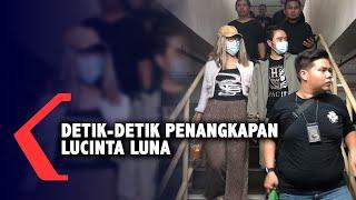 Detik-Detik Penangkapan Lucinta Luna di Apartemennya Thamrin City