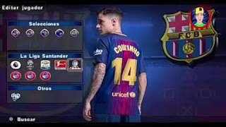 Download – PES 2019 400MB + NOVA CAMERA DE PS4 (ISO V5 CHELITO 19)PPSSPP/ANDROID