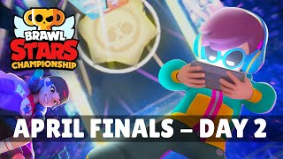 Brawl Stars Championship 2020 - April Finals - Day 2