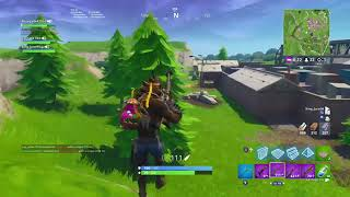 2 Quick Sniper shots , Werewolf Skin (Fortnite)