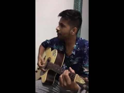 Mile khatir dil bhojpuri song unplugged by Abhishek Ranjan ..from nirahua  lal yadav