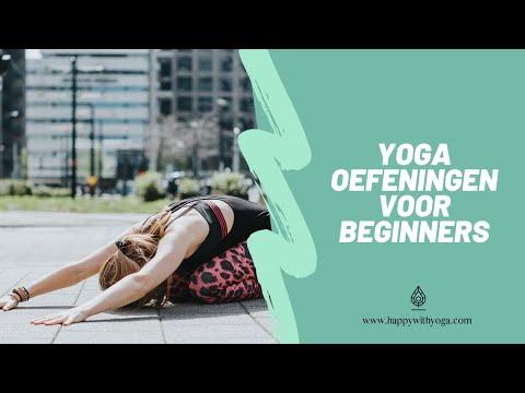 Yoga oefeningen voor Beginners   Yoga oefeningen en houdingen   Happy with Yoga