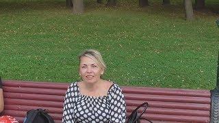 Смотреть видео Влог возле кремлевской стены в центре москвы в парке александровский сад летом vlog днем онлайн