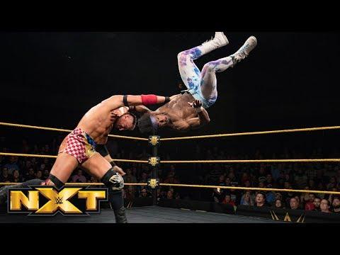 Chris Dijak vs. Velveteen Dream: WWE NXT, July 4, 2018