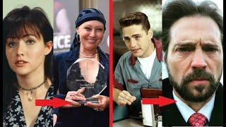 """Что стало с актерами сериала """"Беверли-Хиллз 90210"""" спустя 29 лет"""