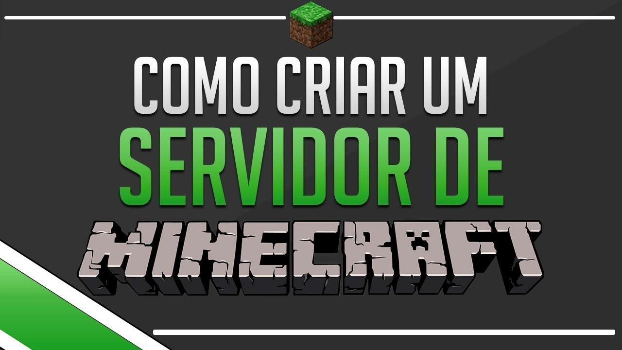 =Como criar um servidor de Minecraft 2020 (SEM HAMACHI ...