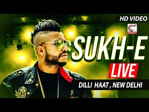 Muzical Doctorz Sukhe Live Performence In Delhi