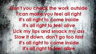 She Wants Revenge - All Wound Up - Ft. Zina Star (Lyrics)